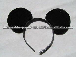 venta al por mayor de mickey mouse orejas diadema