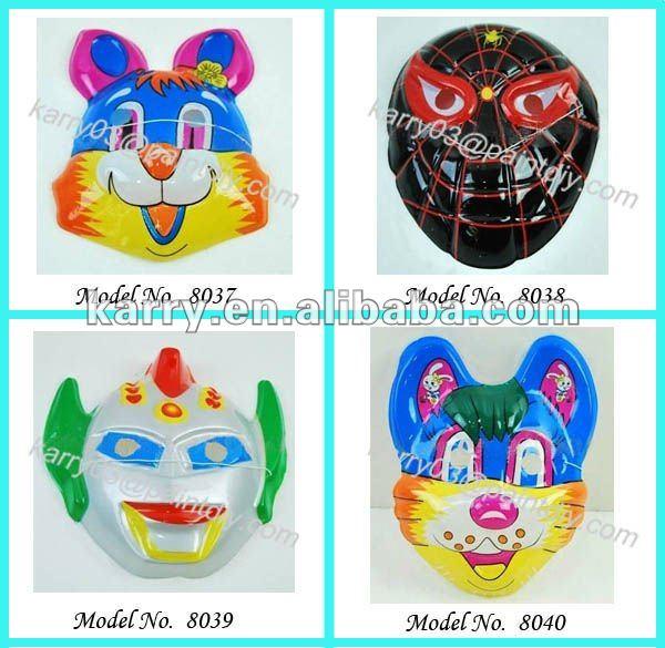 участник маска для лица. животных и мультфильмов дизайн маски...