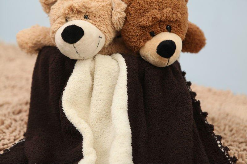 Вязать крючком детское одеяло