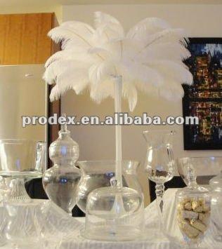 snow white wing plume d 39 autruche plume drab pour le mariage pi ce ma tresse d coration plume. Black Bedroom Furniture Sets. Home Design Ideas