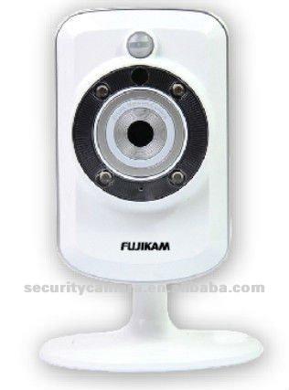 1.3 megapix webcam sem fio com livre p2p Veja a imagem maior