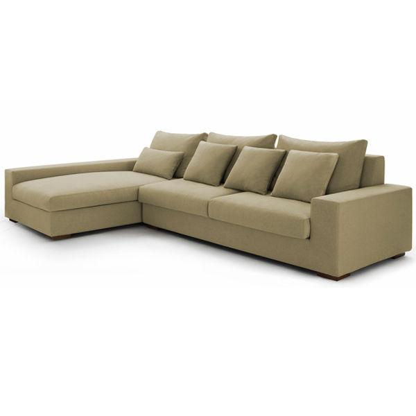 salon moderne sofa set avec l en forme de coin canap tissu dans le salon de meubles pas chers. Black Bedroom Furniture Sets. Home Design Ideas