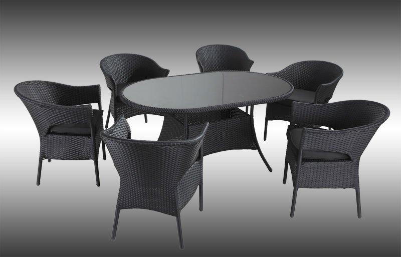 Offerte tavoli da giardino in rattan ~ Mobilia la tua casa