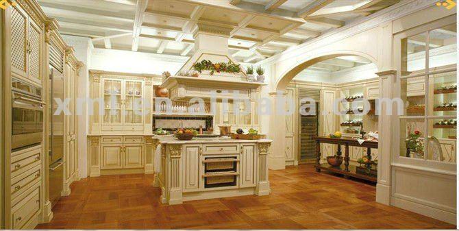 Kitchenaid classic Cuisine classique en bois massif