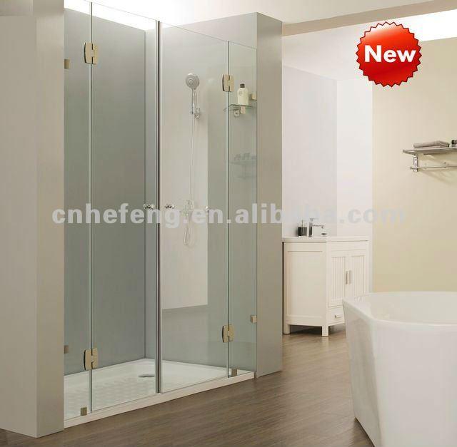 Puertas Para Baños De Vapor:Cuarto de baño de cristal de la puerta para qm-s011