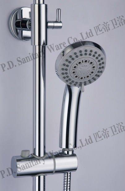 Partes del cuerpo ducha grifo grifos fregadero for Partes de una ducha telefono