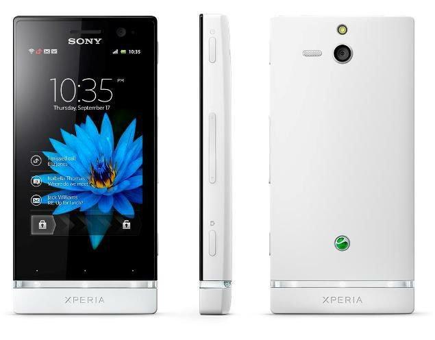 ... Móviles > [VENDO] Sony Xperia U ST25i COLOR BLANCO - LIBRE Y ROOTEADO