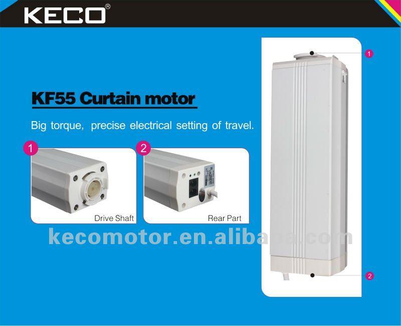 Schema Elettrico Tenda Motorizzata : Keco motore elettrico sipario kf d peril controllo remoto