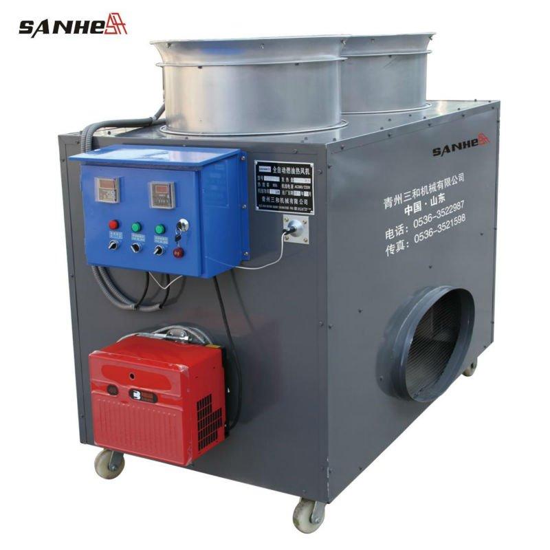 Heating_system_in_greenhouse_fuel_diesel_oil