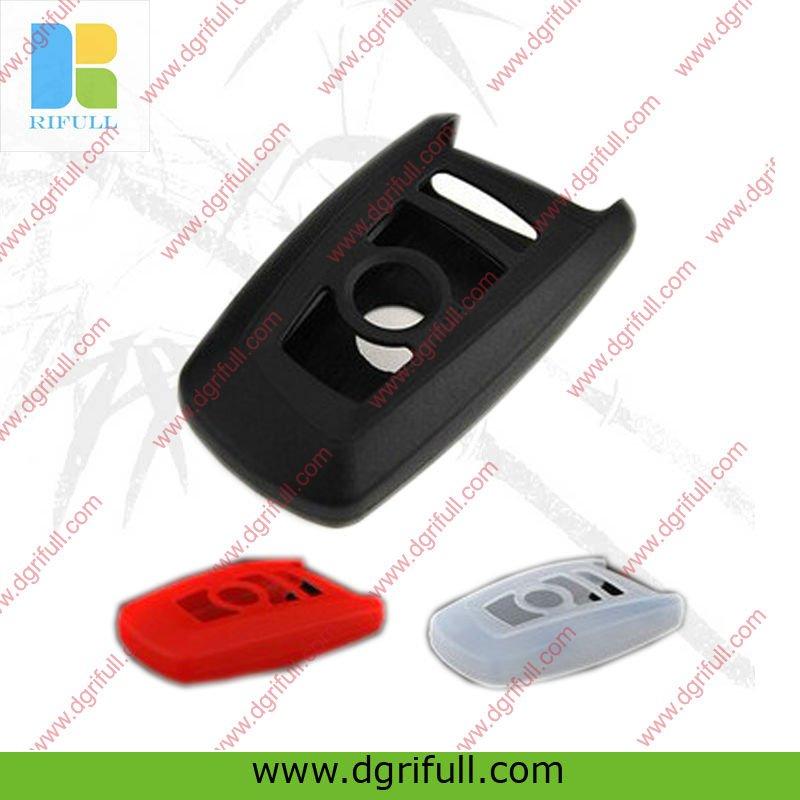 diseño de moda de silicona caso llave del coche para bmw - spanish.
