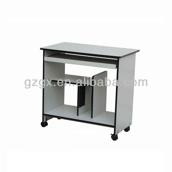 gx-006 회색 멜라민 보드 사무실 가구 테이블 디자인-목재 테이블 ...