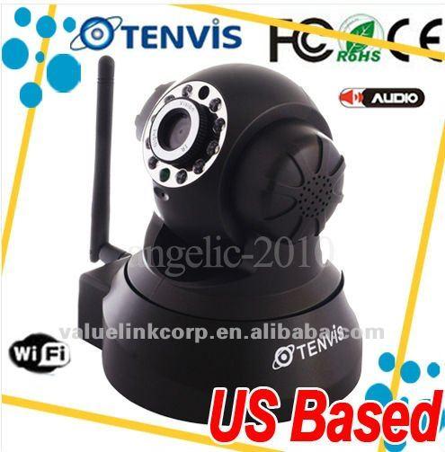 Segurança interior ip sem fio câmera webcam ir wifi de visão noturna