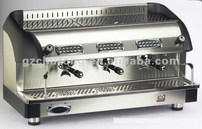 Kaffeemaschine Halbautomatisch = semi automatische italienischen kaffee schleifmaschine