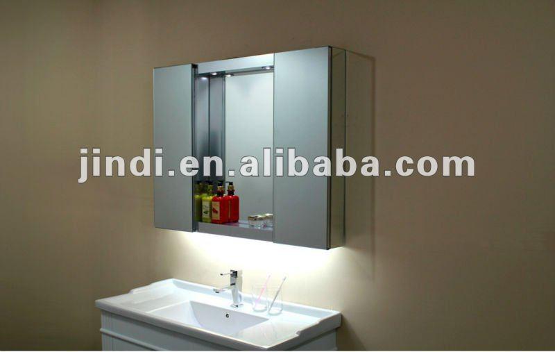 gabinetes para bao aluminio moda de aluminio del gabinete del espejo para muebles de bao gabinetes para bao aluminio