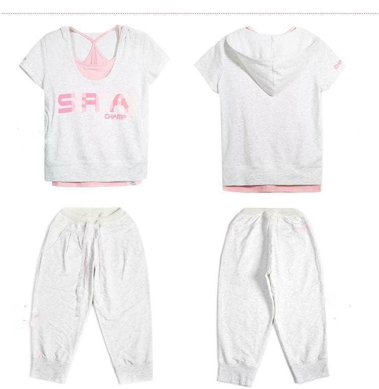 Модные спортивные костюмы для девушек