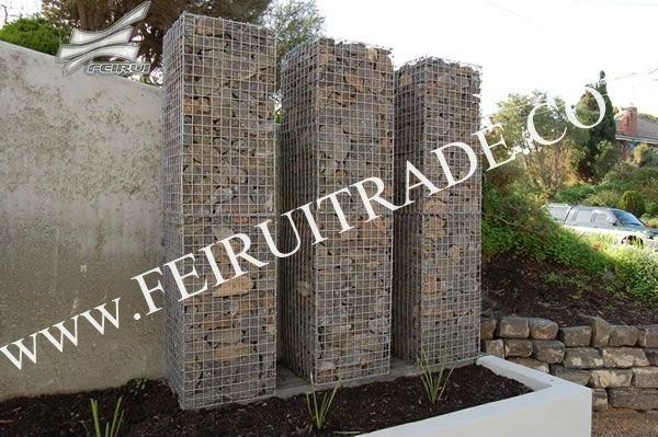 Piedra fuerte bloque de enclavamiento de muro de - Muros de contencion de piedra ...