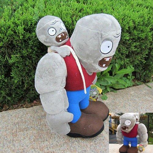 "plantas vs zombies de halloween zombie gargantuar 12"" de juguete de"