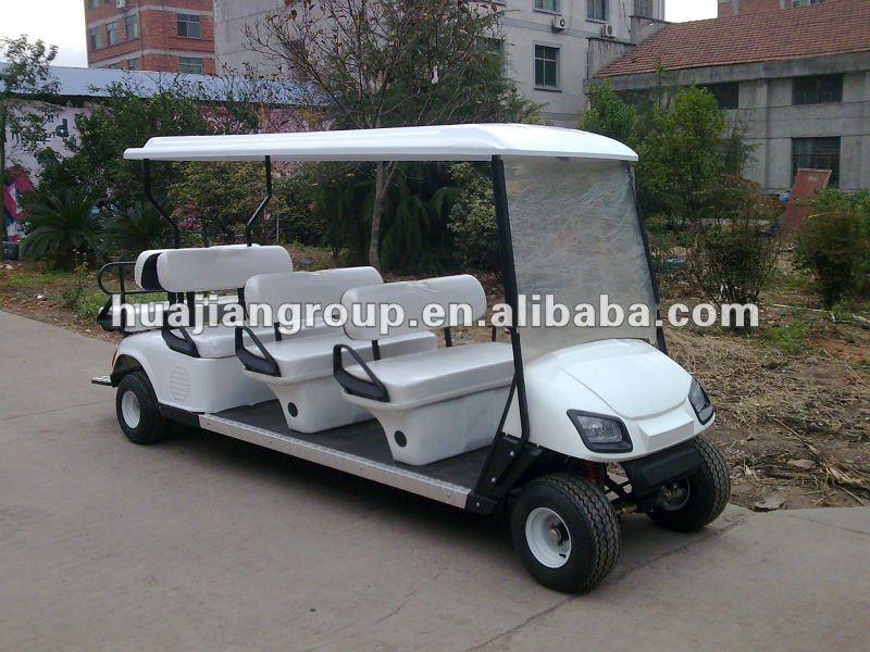 carros de golf eléctricos 6 plazas - spanish.