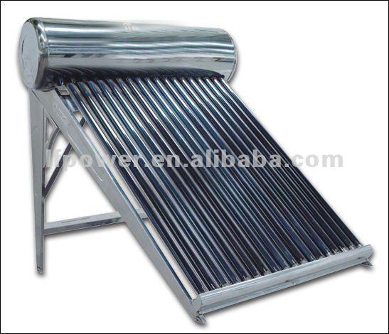 chauffe eau solaire fait maison pour la douche. Black Bedroom Furniture Sets. Home Design Ideas