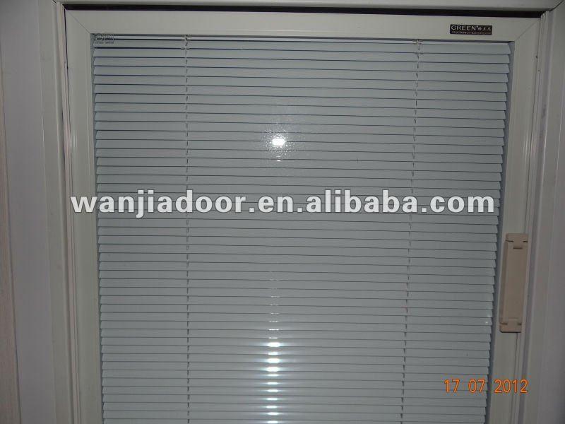 Upvc finestre scorrevoli in pvc per tende alla veneziana tende feritoia vetrino id prodotto - Tende per finestre pvc ...