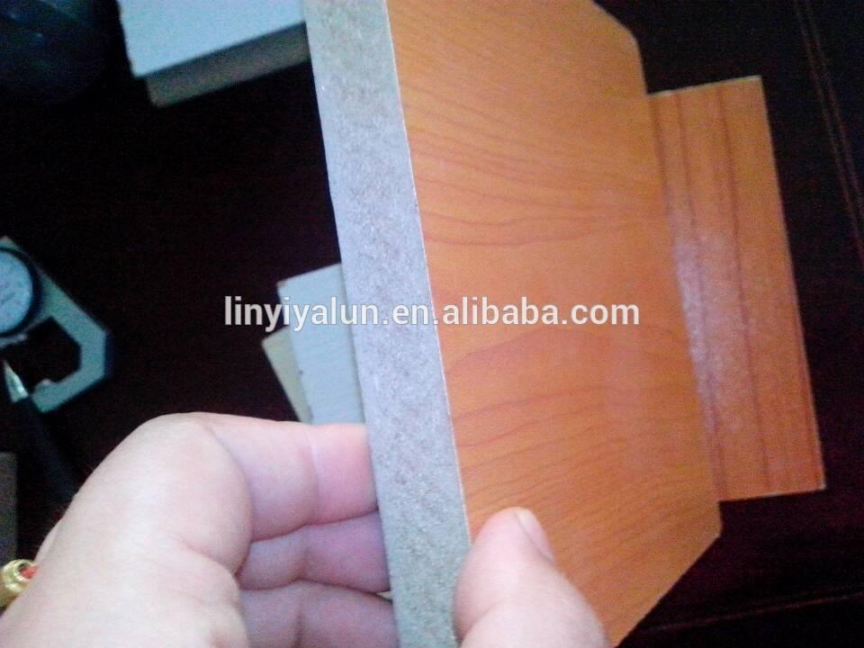 Melamina en mdf laminado tablero tableros de fibra for Fabricacion de muebles mdf