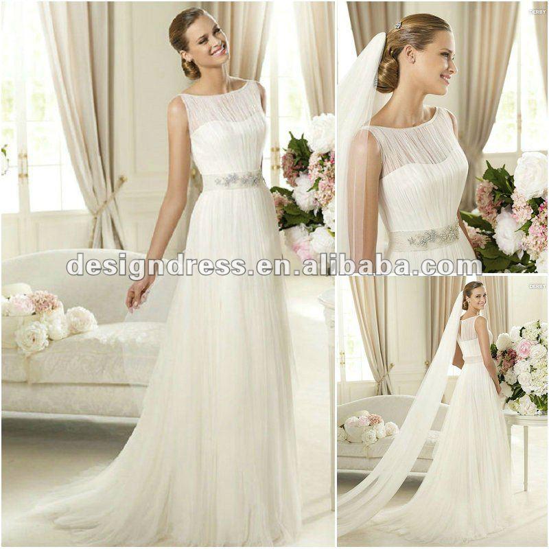 Wedding Saloon :: дизайнерские свадебные платья 2013 - Свадебные