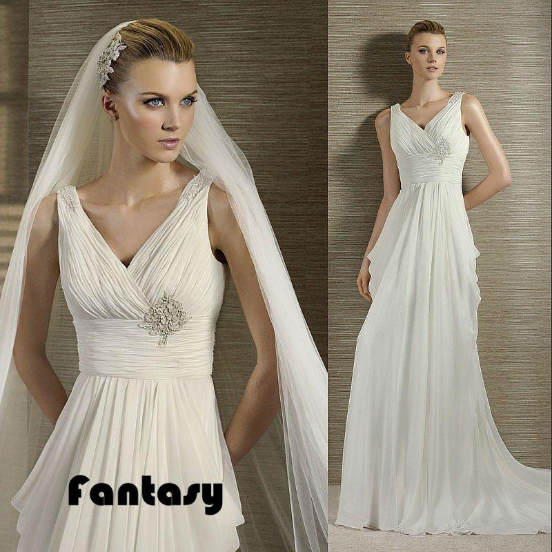 Скромные свадебные платья | Шарм