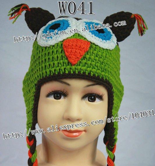Вязанные крючком зимние шляпки