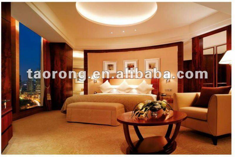 Hs 009 5 toiles h tel moderne chambre meubles lots de - Mobilier chambre hotel ...