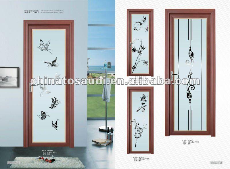 puertas de aluminio para baño interior ~ dikidu.com - Marcos De Aluminio Para Puertas De Bano