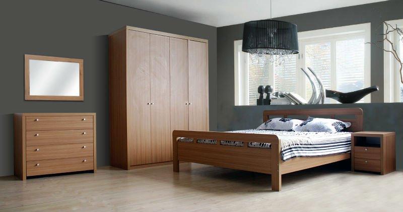 Modele de chambre a coucher en bois solutions pour la for Modele chambres a coucher