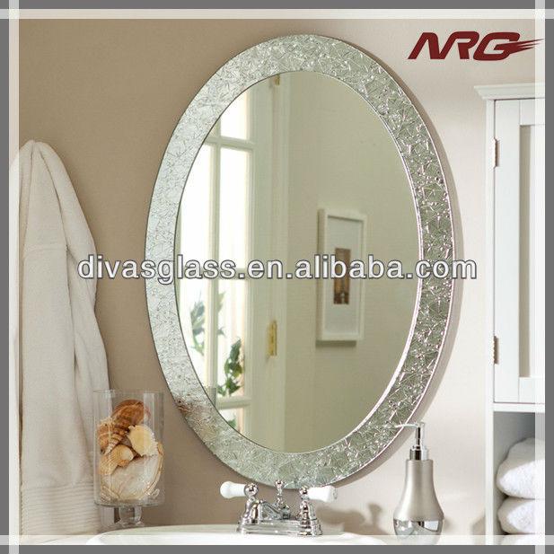 Decorar espejo ovalado espejos identificaci n del for Espejos ovalados para decorar