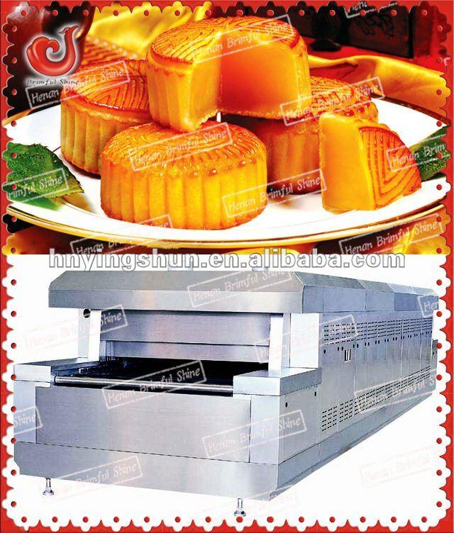 Печ конвейер для хлеба