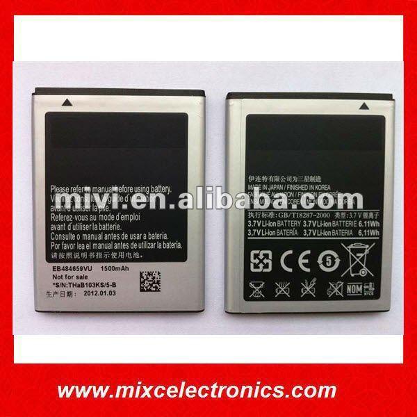 De la batería para samsung sgh t679 exhiben 2 4g t - móvil