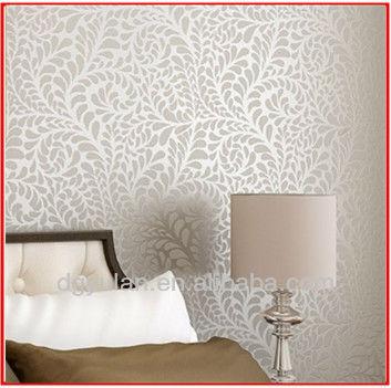 elegante hochbl tter feine textur kommerziellen tapete tapeten wand schicht produkt id 619162608. Black Bedroom Furniture Sets. Home Design Ideas
