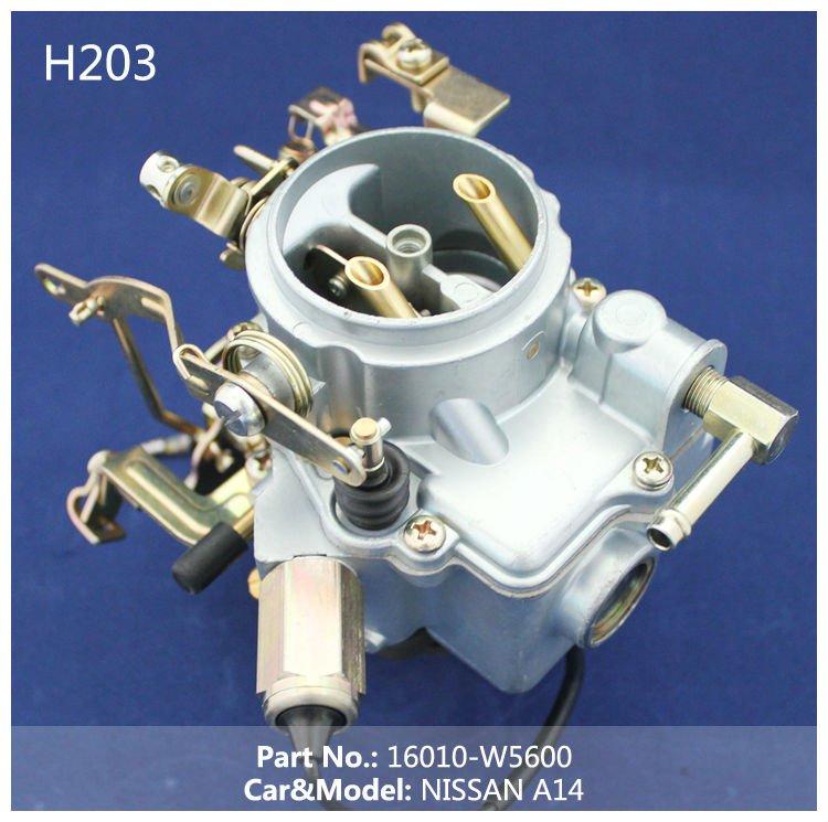 Auto Carburador Nissan A14 16010 W5600dcg306 5c Sistema De Combustible
