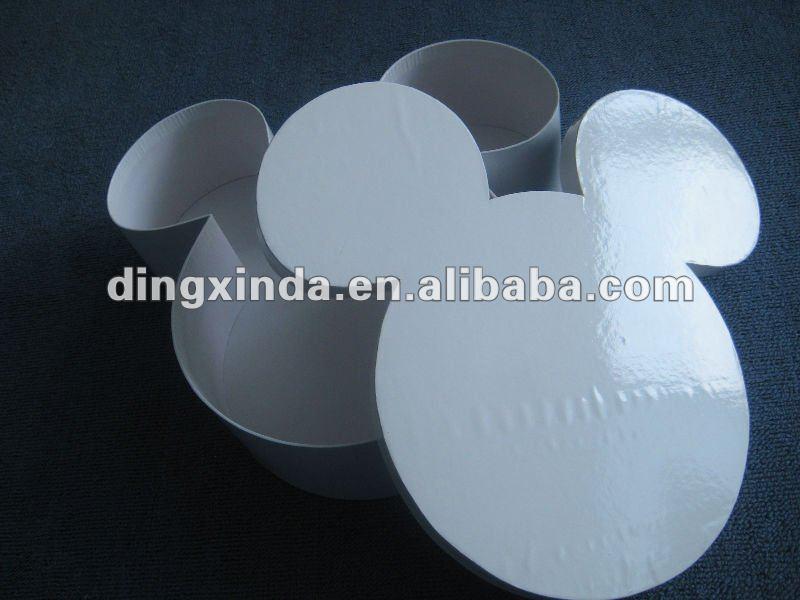 caliente venta nuevo estilo mickey mouse cajas de regalo
