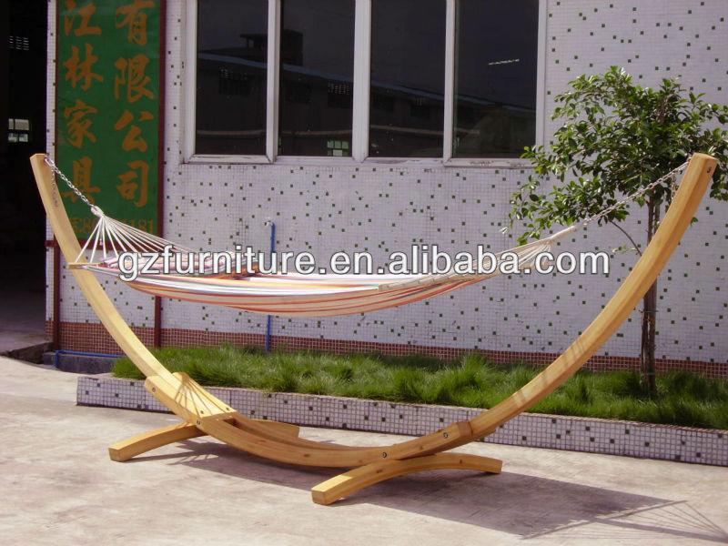 De madera de soporte de la hamaca hamaca con hamaca identificaci n del producto 622498856 - Bases para hamacas ...