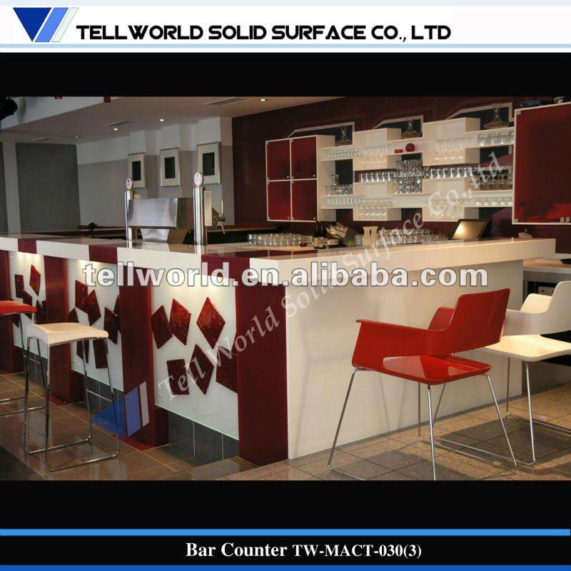 2012 nuovo design moderno elegante rockhouse bar discoteca ...