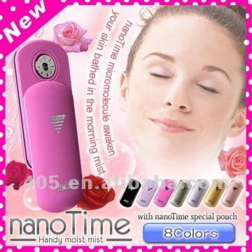 جعل في اليابان!!! نانو تكنولوجيا ، مفيد رذاذ رذاذ الوجه المحمولة nanotime ميست تصنيع