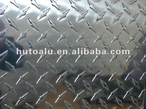 huto en relief bande de roulement en aluminium plaque feuille 1050h14 miroir fini prix. Black Bedroom Furniture Sets. Home Design Ideas