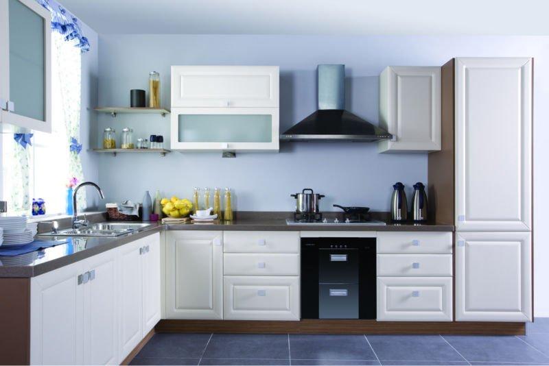 Puerto Rico Pvc Kitchen Cabinets Euro Style White Kitchen Cabinets Thermofoil Wood Kitchen