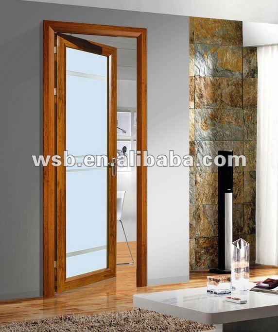 Imagenes De Puertas Para Baño De Aluminio:de aluminio para la puerta del baño-Puerta-Identificación del