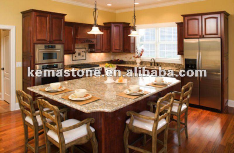 Encargo de la cocina de granito islas encimeras de ba o y - Precio granito cocina ...