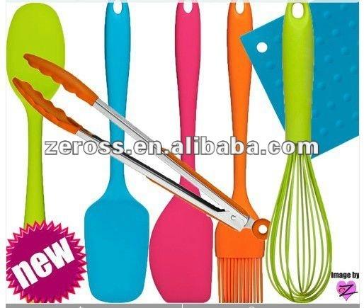 الصف أدوات/ أواني المطبخ السيليكون