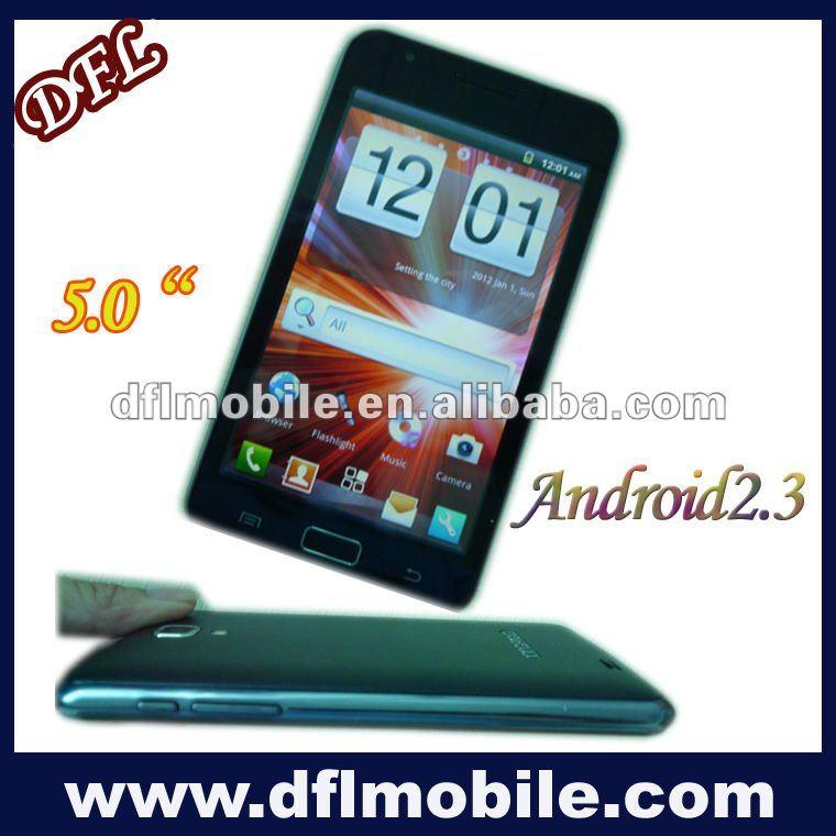 4.0 дюймов android 2.3 умных мобильных телефонов i9220