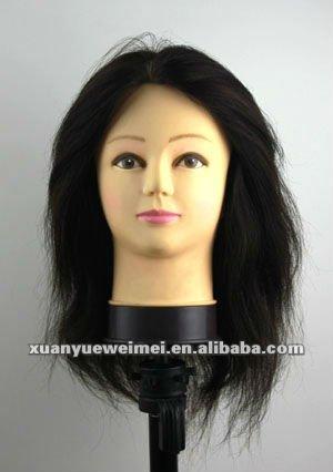 Hair Styling Doll Head on High Quality 100 Human Hair Styling Doll ...