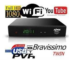 Actualización Azbox Bravissimo Twin Noviembre 2013 | SuksesCom
