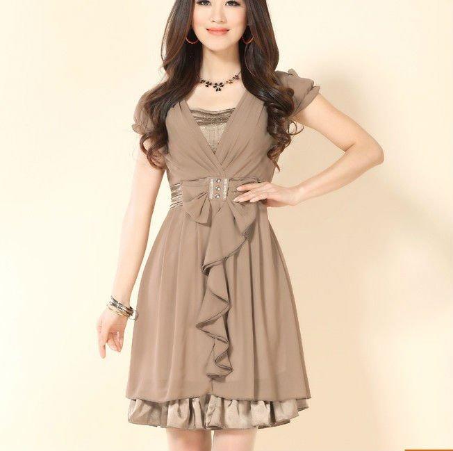 Купить Платье Из Шифона 57
