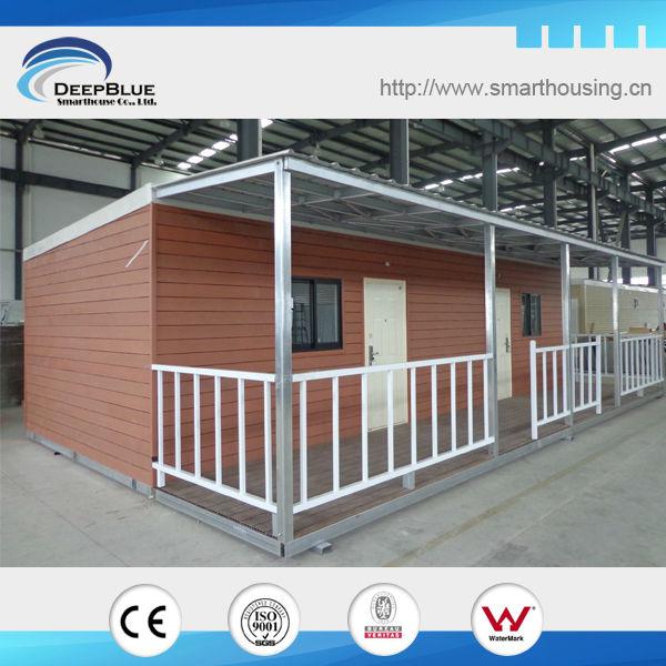 Mobile casa pannello sandwich di rivestimento della parete for Prezzo al piede quadrato per costruire un garage
